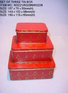tin containers manufacturers